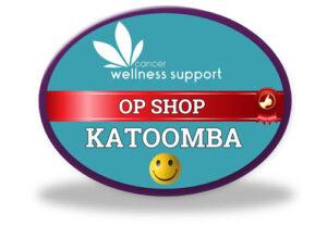 katoomba op shop badge