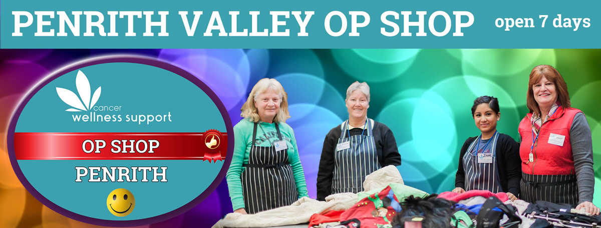 penrith op shop banner image